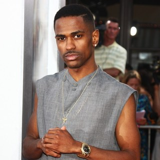 Big Sean in Los Angeles Premiere of The Hangover Part III