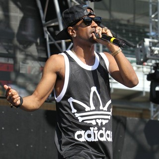 Big Sean in 102.7 KIIS FM's Wango Tango 2012 - Show