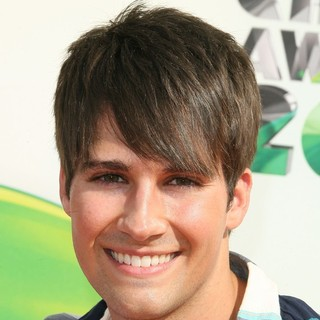 James Maslow, Big Time Rush in 2012 Kids' Choice Awards - Arrivals