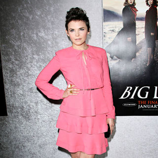 "Ginnifer Goodwin in Los Angeles Premiere of The HBO Original Series ""Big Love"" Season 5"