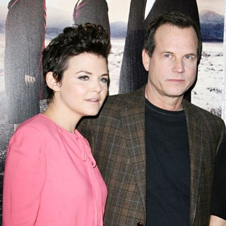 "Ginnifer Goodwin, Bill Paxton in Los Angeles Premiere of The HBO Original Series ""Big Love"" Season 5"