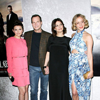 "Ginnifer Goodwin, Bill Paxton, Jeanne Tripplehorn, Chloe Sevigny in Los Angeles Premiere of The HBO Original Series ""Big Love"" Season 5"