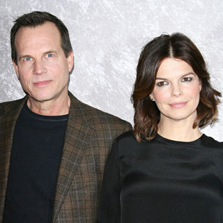 "Bill Paxton, Jeanne Tripplehorn in Los Angeles Premiere of The HBO Original Series ""Big Love"" Season 5"