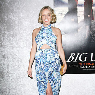 "Chloe Sevigny in Los Angeles Premiere of The HBO Original Series ""Big Love"" Season 5"
