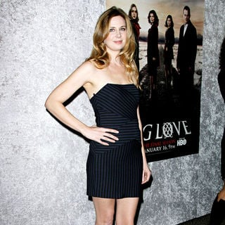 "Anne Dudek in Los Angeles Premiere of The HBO Original Series ""Big Love"" Season 5"