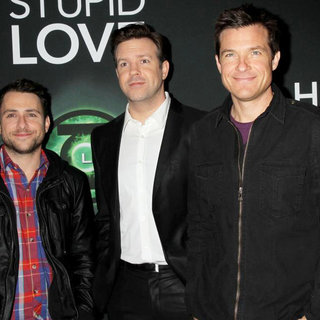 Charlie Day, Jason Sudeikis, Jason Bateman in Warner Brothers Pictures Presents 'The Big Picture 2011' Event - Arrivals