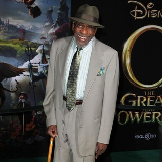 Bill Cobbs in Oz: The Great and Powerful - Los Angeles Premiere - Arrivals