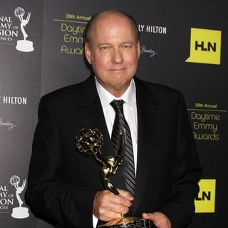 Bill Geddie in 39th Daytime Emmy Awards - Press Room
