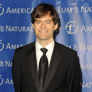 Bill Hader in The 2011 American Museum of Natural History Gala