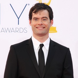 Bill Hader in 64th Annual Primetime Emmy Awards - Arrivals