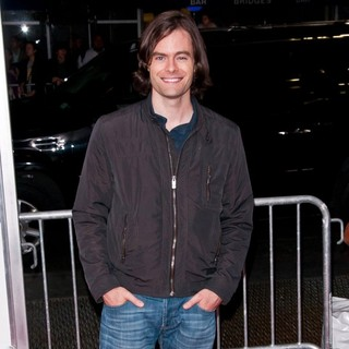 Bill Hader in 50/50 New York Premiere - Arrivals