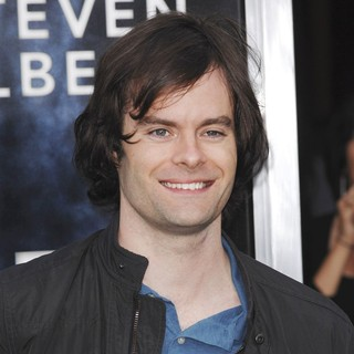 Bill Hader in Los Angeles Premiere of Super 8