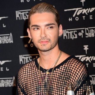 Tokio Hotel - Tokio Hotel Promoting Their Album Kings of Suburbia