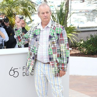 Bill Murray in Moonrise Kingdom Photocall - During The 65th Cannes Film Festival