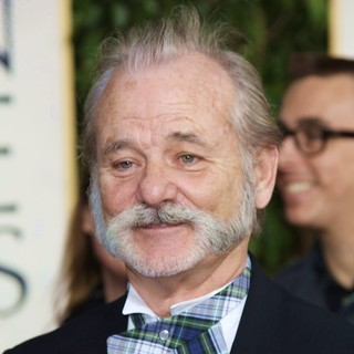 Bill Murray in 70th Annual Golden Globe Awards - Arrivals