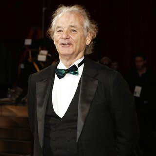 Bill Murray in The 86th Annual Oscars - Red Carpet Arrivals