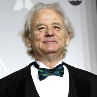 Bill Murray in The 86th Annual Oscars - Press Room