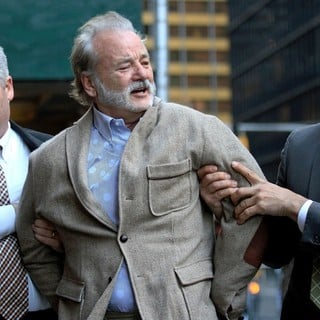 Bill Murray in Bill Murray Appears in A Kidnapping Skit for The Late Show with David Letterman