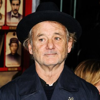 Bill Murray in The Grand Budapest Hotel New York Premiere