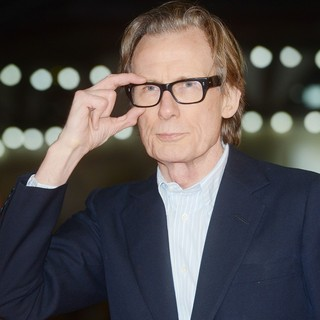 Bill Nighy in Jack Reacher UK Film Premiere - Arrivals