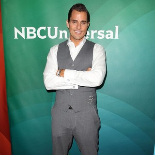 Bill Rancic in NBC Universal Press Tour