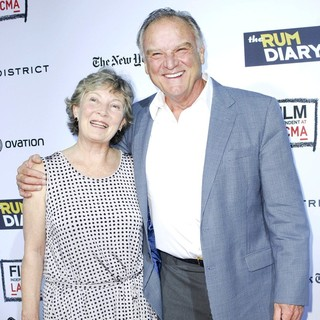 Bill Smitrovich in The Rum Diary Premiere - Arrivals