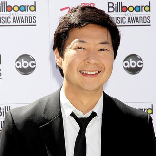 Ken Jeong in 2011 Billboard Music Awards Nominees Press Conference