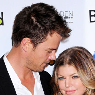 Josh Duhamel, Stacy Ferguson in Billboard's 5th Annual Women In Music Awards - Arrivals