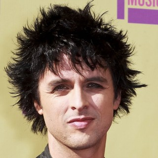 Billie Joe Armstrong, Green Day in 2012 MTV Video Music Awards - Arrivals