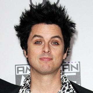 Billie Joe Armstrong, Green Day in 2016 American Music Awards - Arrivals