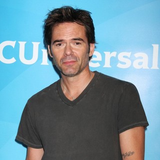 Billy Burke in NBC Universal Press Tour
