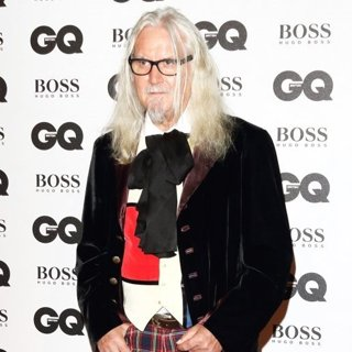 Billy Connolly in 2016 GQ Men of The Year Awards