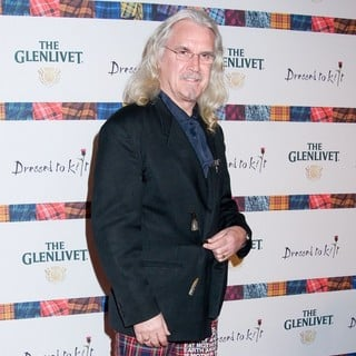 Billy Connolly in 9th Annual Dressed to Kilt Charity Fashion Show - Arrivals