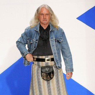 Billy Connolly in 9th Annual Dressed to Kilt Charity Fashion Show