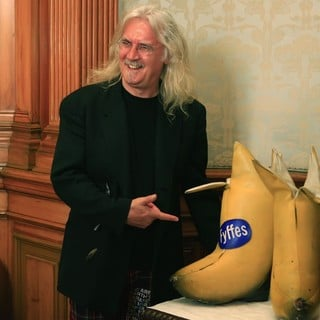 Billy Connolly in Billy Connolly at The City Chambers to Receive The Freedom of Glasgow