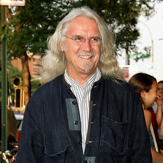 Billy Connolly in Cinema Society and Grey Goose Screening of The Ledge