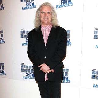 Billy Connolly in The South Bank Show Awards - Red Carpet Arrivals