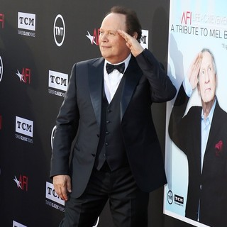 Billy Crystal in 41st AFI Life Achievement Award Honoring Mel Brooks - Red Carpet