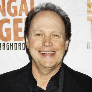 Billy Crystal in Opening Night of The Broadway Production of Bengal Tiger at The Baghdad Zoo - Arrivals