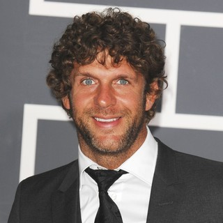 Billy Currington in 52nd Annual Grammy Awards - Red Carpet