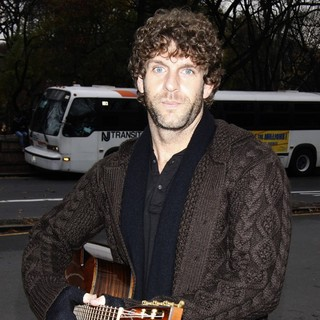 Billy Currington in The 83rd Annual Macy's Thanksgiving Parade