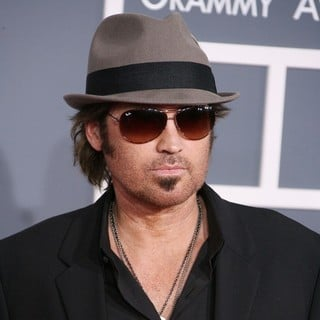 Billy Ray Cyrus in 54th Annual GRAMMY Awards - Arrivals - billy-ray-cyrus-54th-annual-grammy-awards-02
