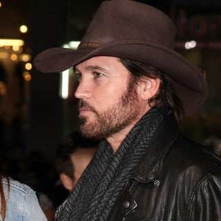 Billy Ray Cyrus - The Premiere of Joyful Noise - Arrivals
