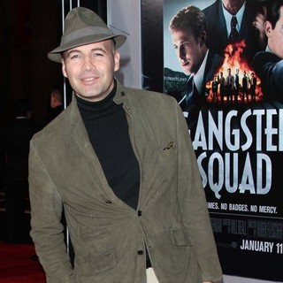 Billy Zane in The Los Angeles World Premiere of Gangster Squad - Arrivals