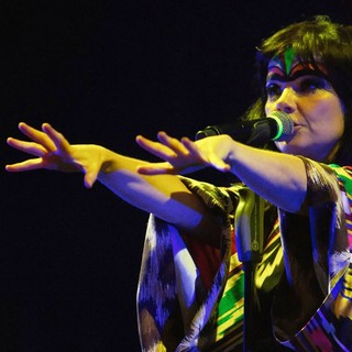 Bjork in Festival Sudoeste - Day 1