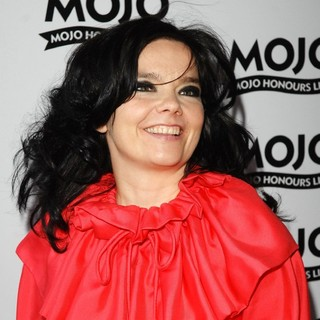 Bjork in Mojo Honours List - Arrivals