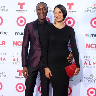 Aloe Blacc, Maya Jupiter in The 2013 NCLR ALMA Awards