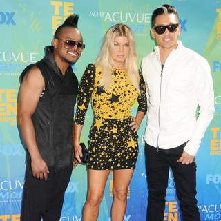 Black Eyed Peas in 2011 Teen Choice Awards