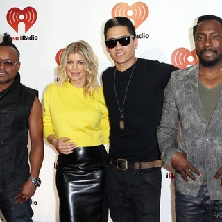 Black Eyed Peas in iHeartRadio Music Festival - Day 1