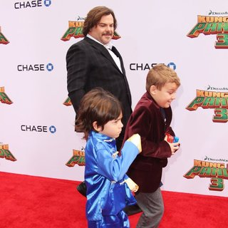 World Premiere of Kung Fu Panda 3 - Arrivals